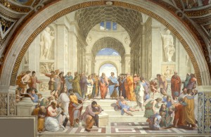 School of Athens (1505), Raphael
